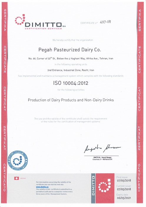 ISO 10004-2012